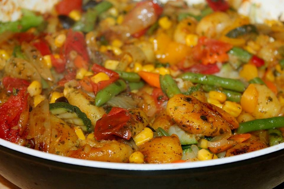 vegetable jal frezi